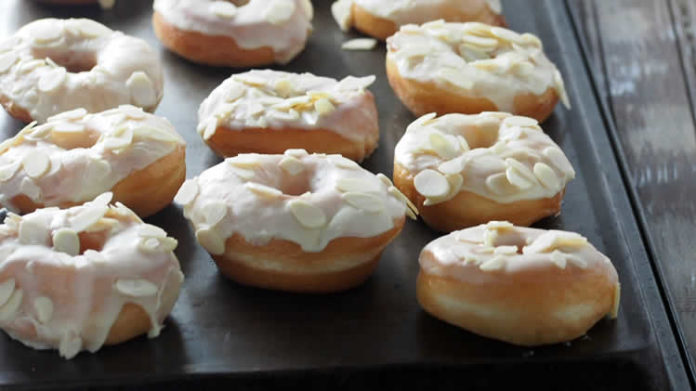 Donuts au fromage blanc au thermomix