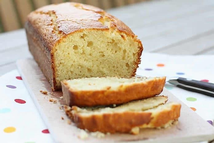 Gâteau au yaourt sans beurre au thermomix