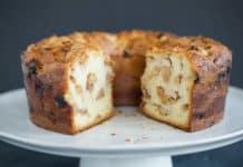 Gâteau aux pommes recette facile