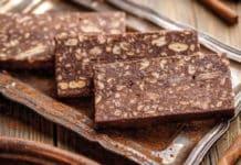 Gâteau chocolat sans cuisson au thermomix