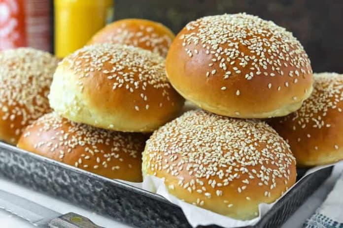 Petits pains express au thermomix