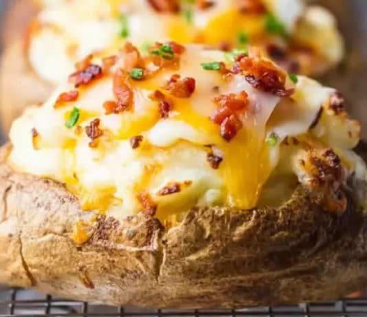 Recette pommes de terre au four