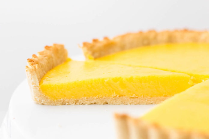 Recette tarte au citron au thermomix