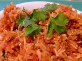 Riz aux tomates au cookeo