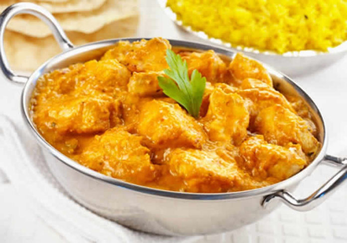 poulet korma au cookeo