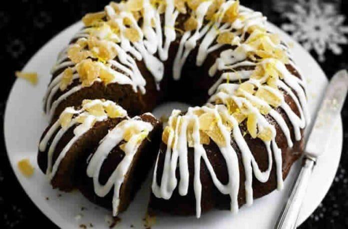 Cake chocolat à la clémentine au thermomix