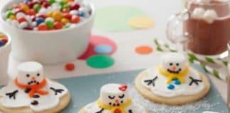 Cookies de Noël au thermomix
