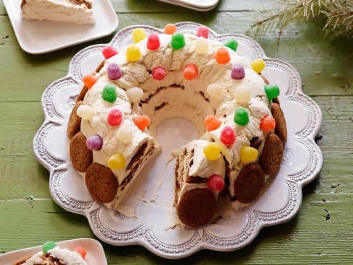 Gâteau glacé au thermomix