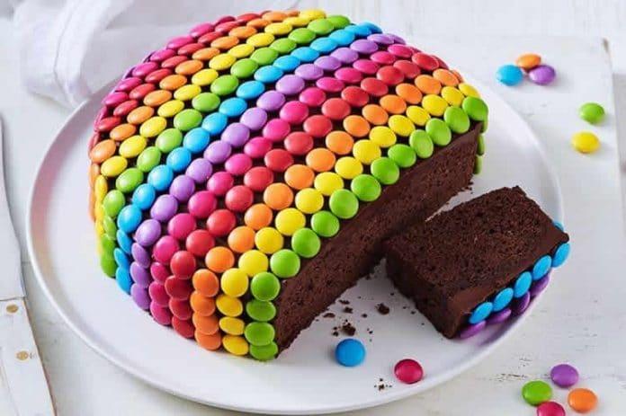 Gâteau au chocolat et smarties au thermomix