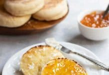 Muffin anglais au thermomix