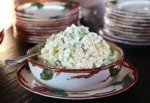 Salade pomme de terre œuf