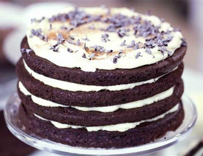 Tiramisu cake au thermomix