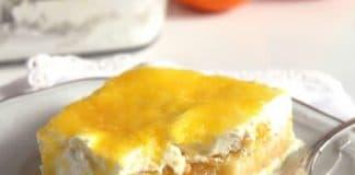 Tiramisu orange au thermomix