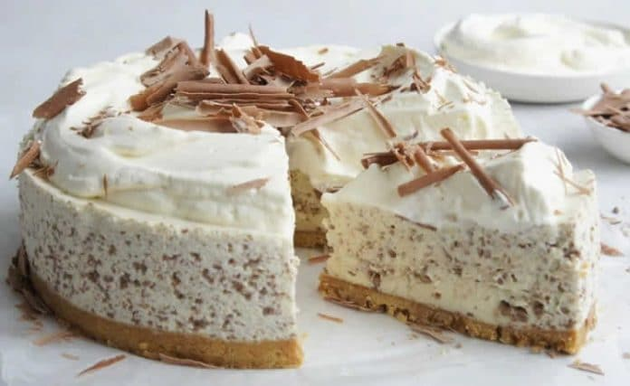 Cheesecake Baileys au thermomix