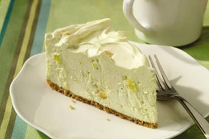 Cheesecake ananas mascarpone