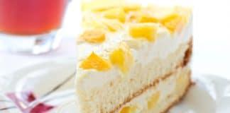 Gâteau ananas à la crème au thermomix