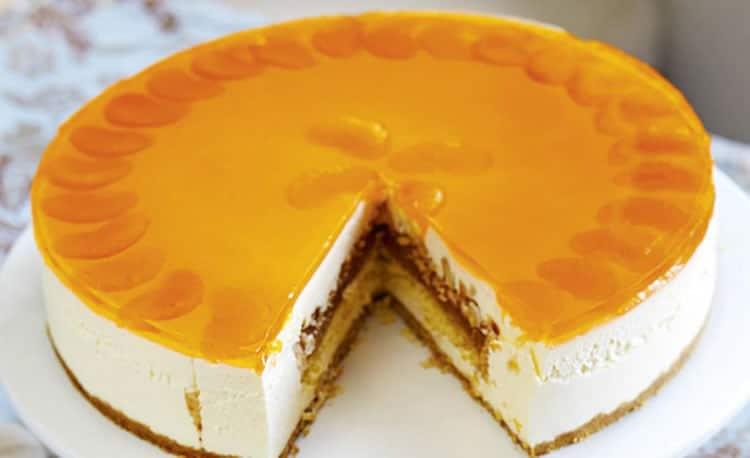 Gâteau ananas et clémentine au thermomix 1