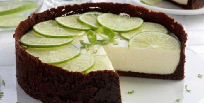 Gâteau au citron et chocolat au thermomix