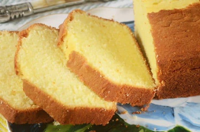 Gâteau nature moelleux au thermomix
