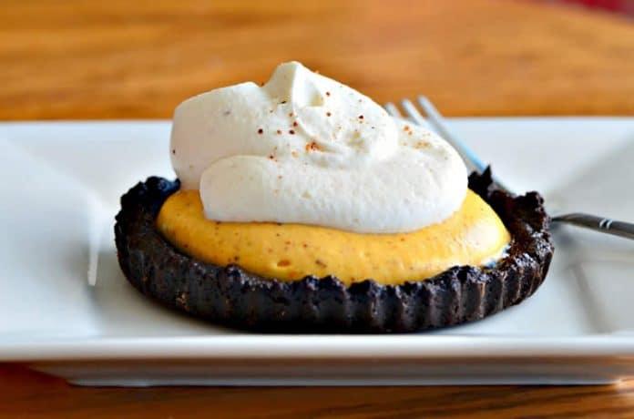 Tarte au butternut à la crème au thermomix