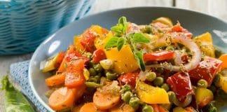 Casserole de légumes au cookeo