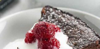 Fondant moelleux au chocolat au cookeo