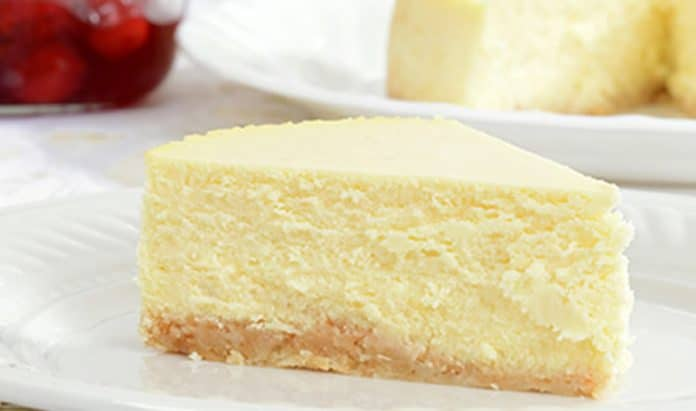 Gâteau au fromage blanc au thermomix