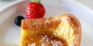 Pancake allemand au thermomix
