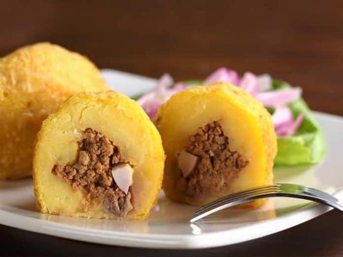 Pommes de terre farcies au cookeo