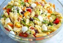 Salade rapide du dimanche