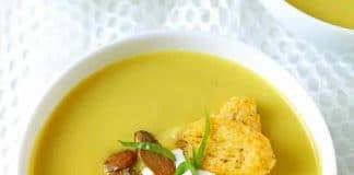 Soupe de potiron et céleri au cookeo