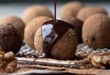 Truffes de chocolat au thermomix