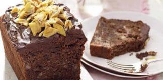 Gâteau aux bananes et chocolat au thermomix