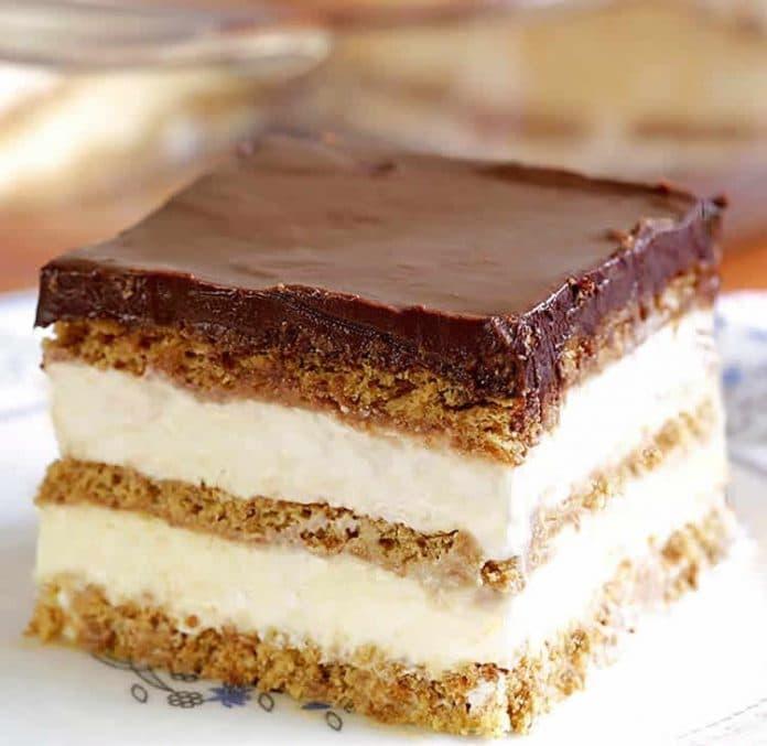 Gâteau sans cuisson au thermomix