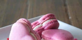 Macarons-coeur au thermomix