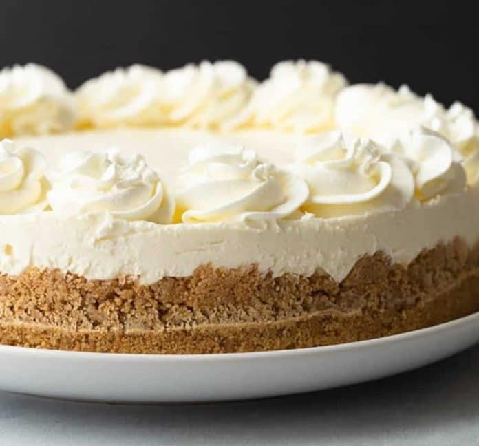 Meilleur cheesecake spéculoos au thermomix