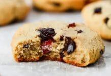 Biscuits amande au chocolat