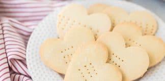 Biscuits sablés pas cher