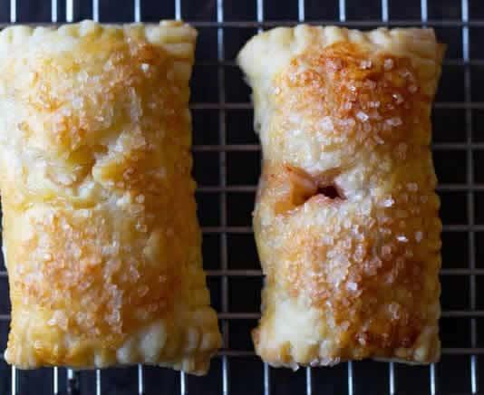 Farcis au fromage et confiture 1