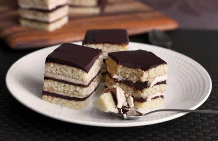 Gâteau Opéra recette facile