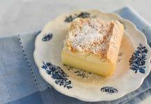 Gâteau magique de grand-mère