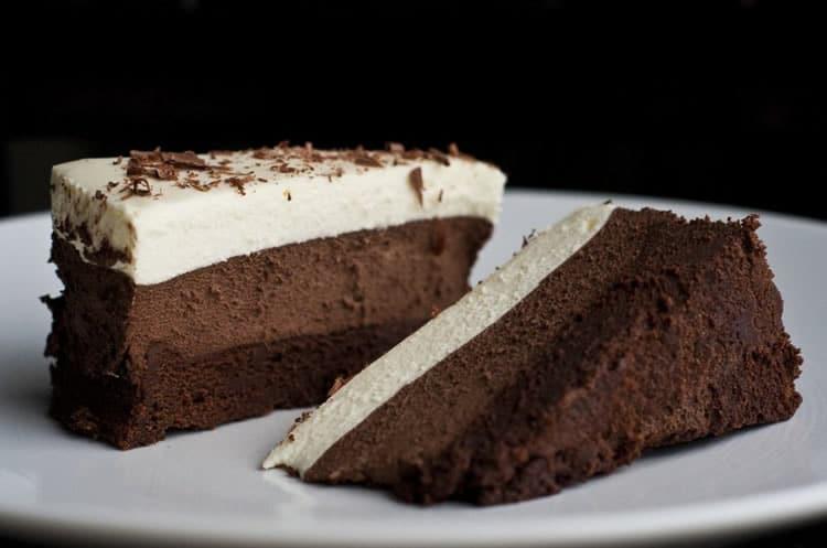 Gâteau triple chocolat - gâteau à base au chocolat pour ...