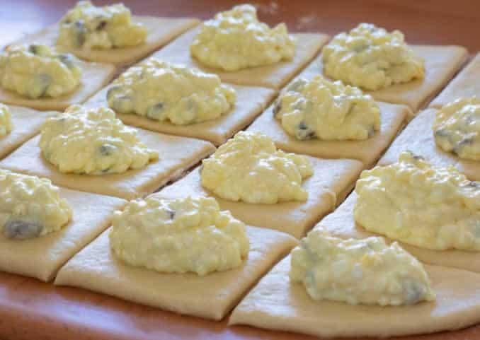 Gâteau au fromage ricotta 1