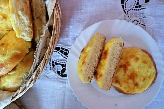 Mini brioche au fromage au thermomix