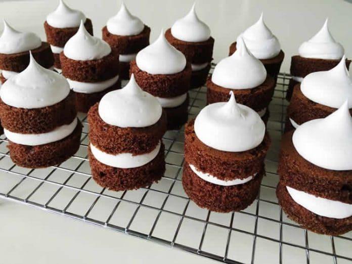 Mini gâteaux chocolat au thermomix