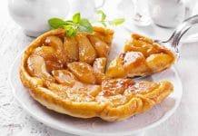 Mini tarte aux pommes facile