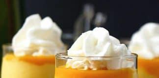Mousse mangue dessert au thermomix