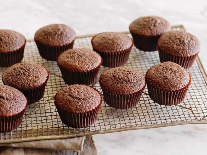 Muffin chocolat sans beurre