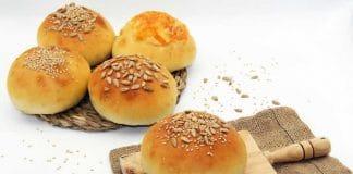 Petit pain aux graines au thermomix