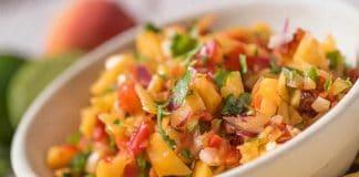 Salade riche et variée